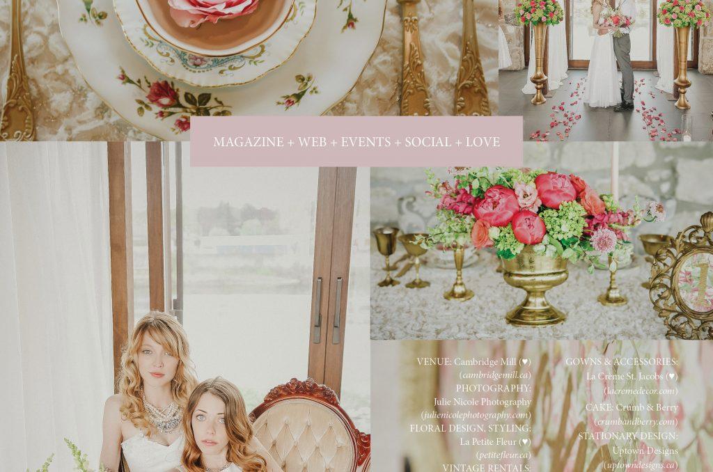 Media/Sales Kit | Photography: Julie Nicole